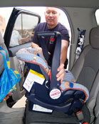 Car Seat Install